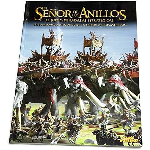 Warhammer 05-04. Libro Warhammer: Los mejores artículos del Señor de los Anillos