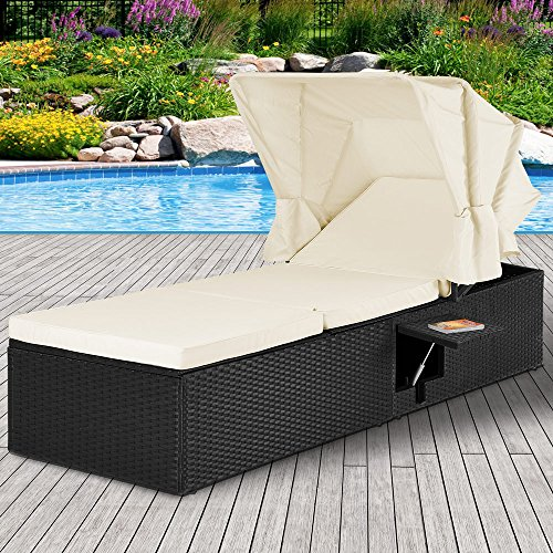 Enjoyable 2 X Sun Lounger Textoline Reclining Garden Chair Zero Caraccident5 Cool Chair Designs And Ideas Caraccident5Info