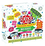 Genius Box - Play some Learning Science Lab Toys for Children (Multicolour)