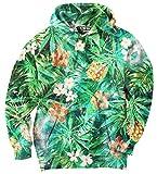 Aloha from Deer® | Smoke it All Sweat à capuche | Unisexe | Full print | Imprimé | Impression All-over | Multicolore | Printemps | Été | 2017