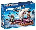 Playmobil Balsa pirata (66820)...