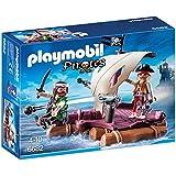 Playmobil - 6682 - Radeau avec pirates des tnbres