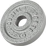 Gusseisen Hantelscheiben 0,5kg; 1,25KG; 2,5KG; 5KG; 10KG; 15KG; 20KG; 25KG; 30KG
