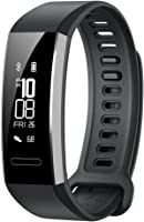 Huawei Band 2 Pro Fitness Wristband Activity Tracker - Black (Built-in GPS, Up to 21 days usage)