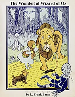 The Wonderful Wizard of Oz: (non illustrated) (English Edition ...