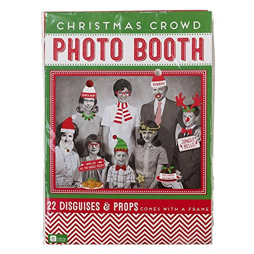 Talking Tables Scene Setter Christmas Crowd Foto Booth
