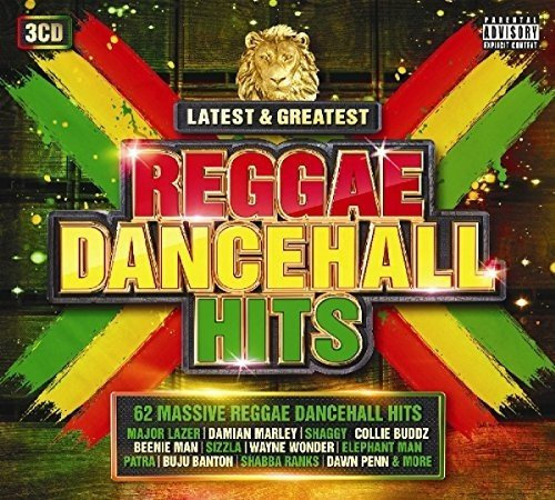 Latest & Greatest Reggae Dancehall Hits