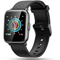 LIDOFIGO Montre Connectée Smart Watch Fitness Tracker Homme Femme Bracelet Connecté Etanche IP68 Smartwatch Montre…