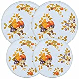 Reston-Lloyd-Electric-Stove-Burner-Covers,-Set-of-4,-New-Fruit/White