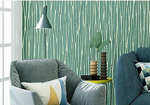 Simple modern pure plain coloured vertical stripes wallpaper 3D precision
