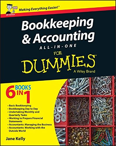 Bookkeeping-Accounting-All-in-One-For-Dummies