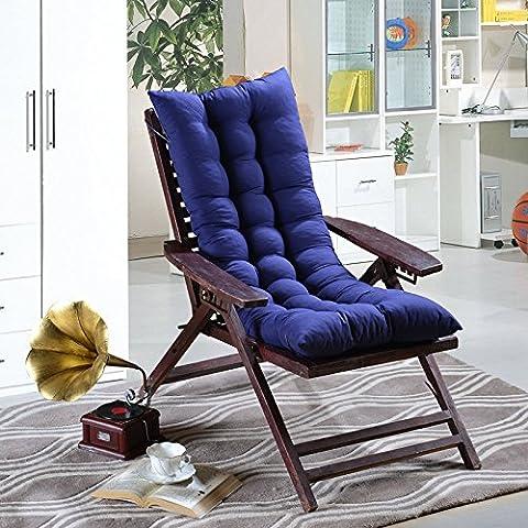 Cojín de silla de salón sofá doble el Rocking Chair cojines silla cojín cojín cojín sillas silla de mimbre cojín