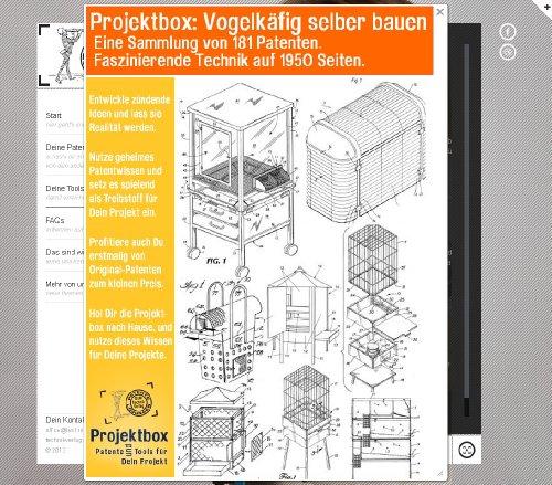 auen: Deine Projektbox inkl. 181 Original-Patenten bringt Dich mit Spaß ans Ziel! ()
