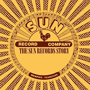The Sun Records Story-Box Set [Vinyl LP]