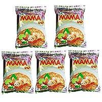 Mama Instant Noodle Shrimp - 60gm (Pack of 5)