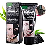 ToullGo Point Noir Masque, Masque Noire, Peel-Off Masque, Black Head Masque, Supprime Points Noirs/Acné pour Une Peau Pure Lisse 60g