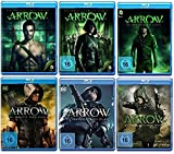 Arrow Staffel 1-6 [Blu-ray]