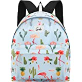 Genie Flamenco2 20 liters Sky Blue Casual Backpack (Laptop Compatible, Water Resistant) (16inch)