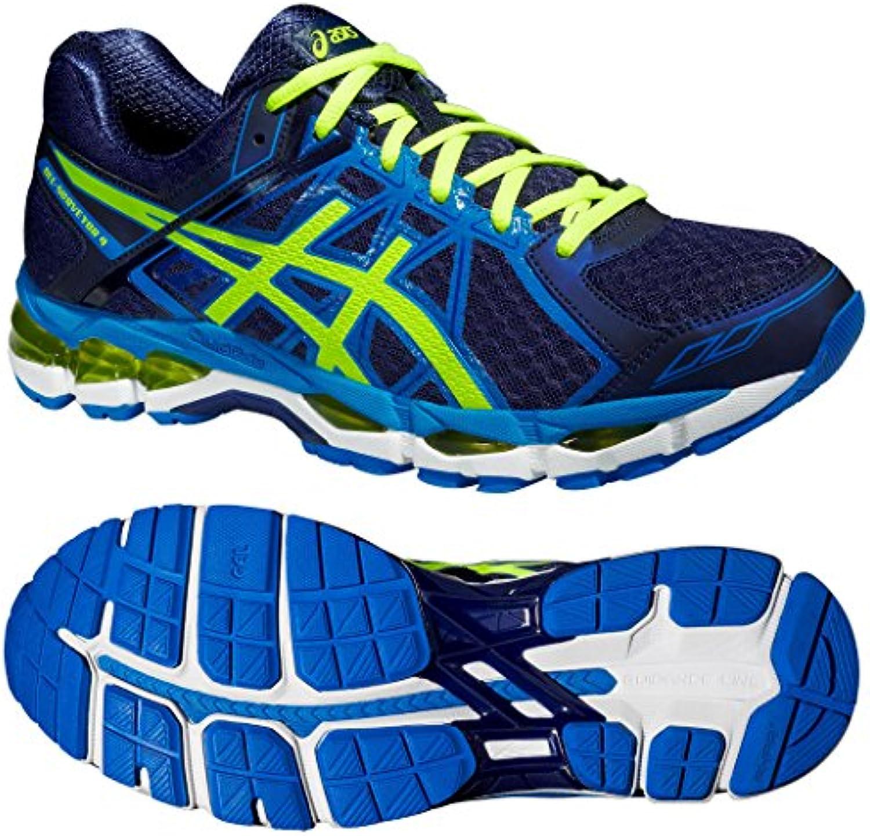 Gel Surveyor 4 Mens Running Shoes   Indigo Blue
