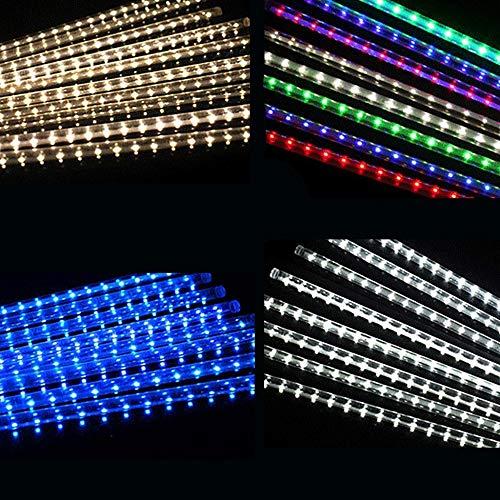 LED-Schneeflocke Fensterbild Fensterlicht