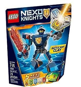 LEGO Nexo Knights 70362 - Set Costruzioni Clay da Battaglia