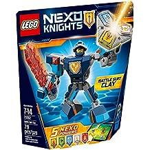 Nexo Knights - Clay con armadura de combate (LEGO 70362)