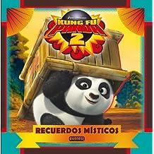 Kung Fu Panda 2. Recuerdos místicos: Libro de lectura con tatuajes