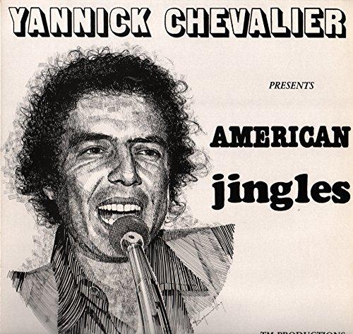 """Yannick Chevalier - American Jingles (Vinyle, double album 33 tours 12\"""") Point 12 / TM Productions / Standard Sound Ltd. - plus de 100 jingles des radios U.S. (WMAQ , KXYZ , WFIL , KFRC , WCFL , WRKO , WABC , KILT , WQXI , KNBR et KRLD) d\'une durée comprise entre 3 et 54 secondes, pour animateur - DJ radio et animations en public : Western , Country , côtes Ouest ou Est Américaines..."""