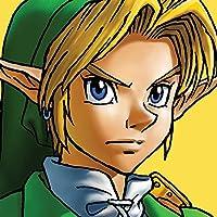 Link di The Legend Of Zelda-Tela, 40 x 40 cm,