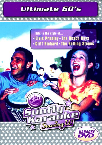 Karaoke Ultimate 60'S [DVD-AUDIO] (Video-karaoke-cd)