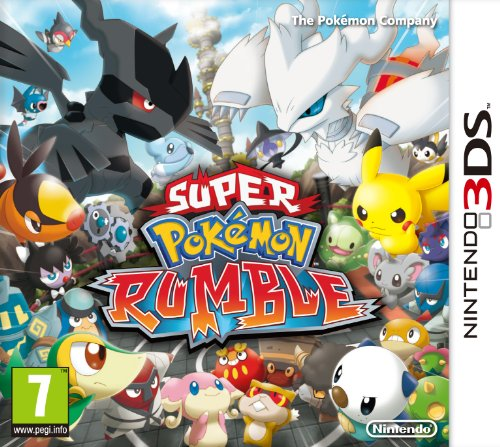 Nintendo Das Pokemon Super Für (Super Pokémon Rumble [Pegi])