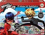 Educa Borrás Prodigiosa: Las Aventuras de Ladybug Misión en Paris-Miraculous (17716)