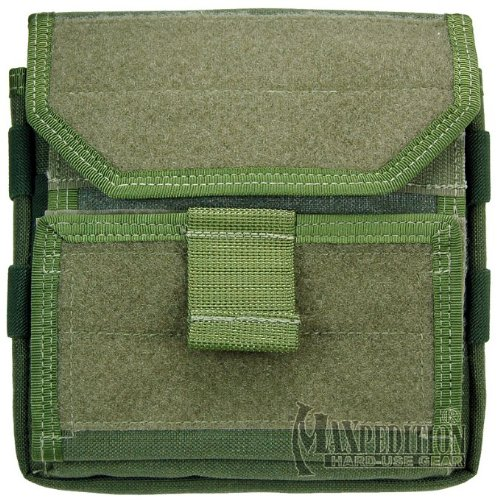 Maxpedition Monkey Combat Admin Pouch - OD green - Maxpedition Admin Pouch
