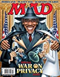 Libros Descargar en linea MAD Magazine October 2013 The War on Privacy Barack Obama 50 Shades Homeland etc (PDF y EPUB) Espanol Gratis