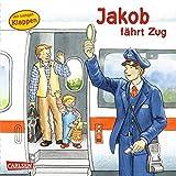 Jakob fährt Zug (Kleiner Jakob) - Sandra Grimm