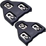 cleat CyclingDeal Compatible with Peloton Look Delta (9 Degree) Bike Cleats - Indoor Cycling & Road Bike Bicycle Cleat Set