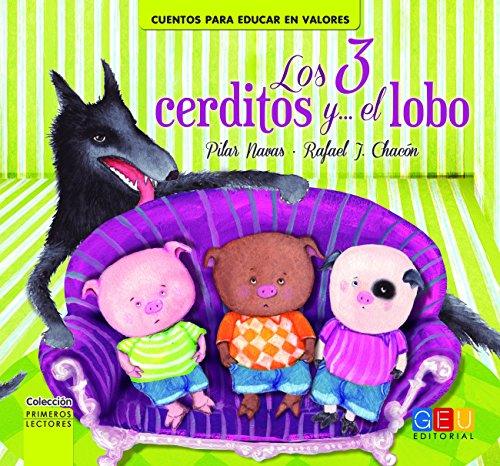 Los tres cerditos y-- el lobo por Rafael Jiménez Chacón