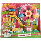 Lalaloopsy Tinies - Crea tus joyas, juego creativo (Bandai 537809)