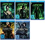 Arrow Staffel 1-5 [Blu-ray]