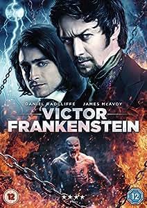 Victor Frankenstein [DVD] [2015]