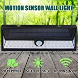 Best Residential Solar Panels - TAOtTAO LED Solar Power PIR Motion Sensor Wall Review