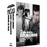 Jean-Paul Belmondo-Coffret 3 Films : Peau de Banane + Échappement Libre + Tendre voyou