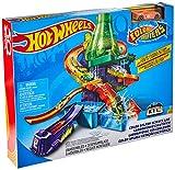 Mattel Hot Wheels Colour Shifter CCP76Laboratory Playset, Model Cars