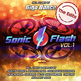 Various Artists-Sonic Flash, Vol. 1 - The Edits