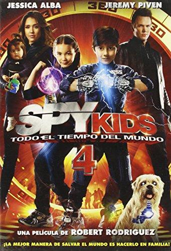Spy Kids 4: Todo El Tiempo Del Mundo [Spanien Import]