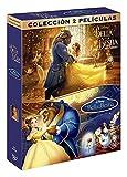 Pack: La Bella Y La Bestia (Imagen Real) + La Bella Y La Bestia (Animación) [DVD]