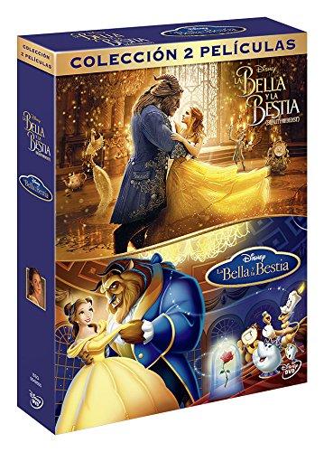 Pack-La-Bella-Y-La-Bestia-Imagen-Real-La-Bella-Y-La-Bestia-Animacin-DVD