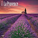 La Provence 2018 - 18-Monatskalender mit freier TravelDays-App: Original BrownTrout-Kalender [Mehrsprachig] [Kalender] (Wall-Kalender) - BrownTrout Publisher