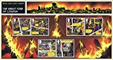 2016El Gran Incendio De Londres paquete de presentación PP504(impreso nº 531)-sellos de Royal Mail
