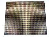 20x30cm.(165EUR/m²) Dachziegel Platte aus Kunststoff. Zum Krippenbau, Puppenhaus